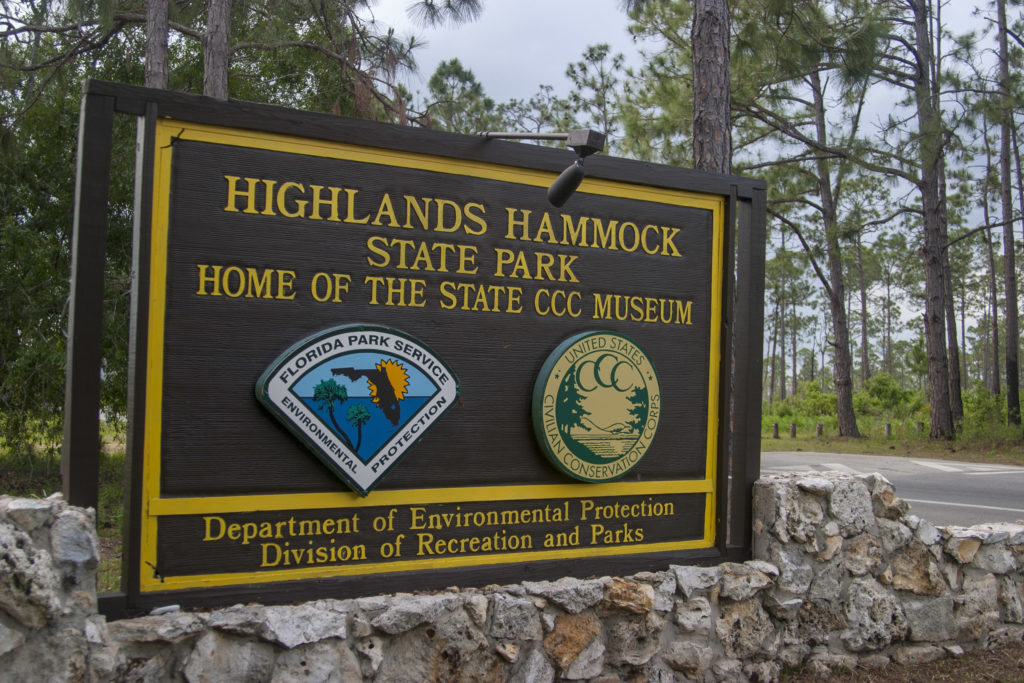Welcome to Highlands Hammock!